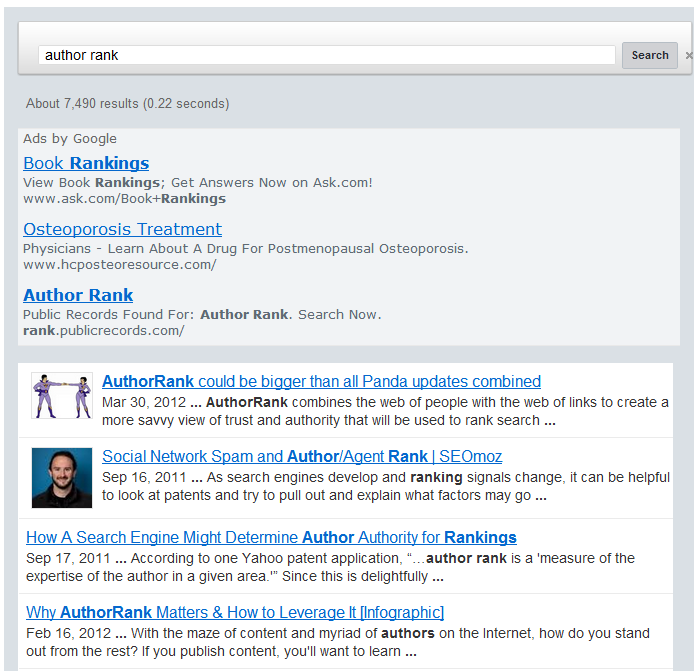 The Best SEO Blogs – Custom Search Edition