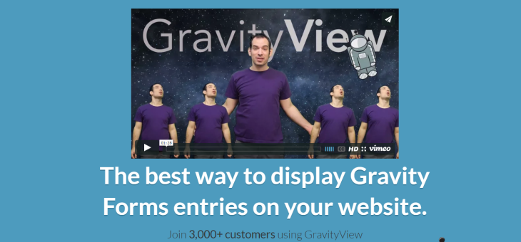 GravityView is Major WordPress ?