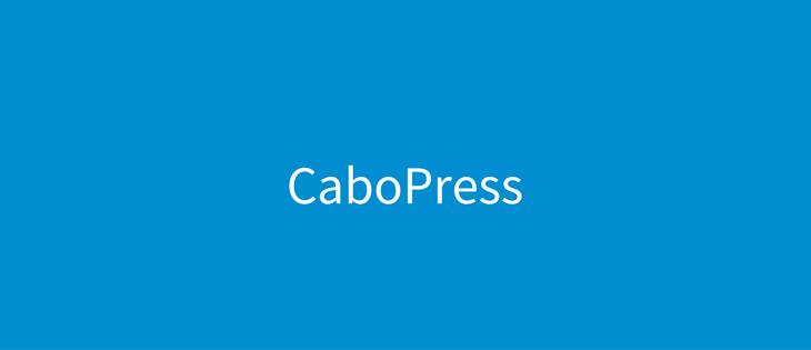 CaboPress 2017
